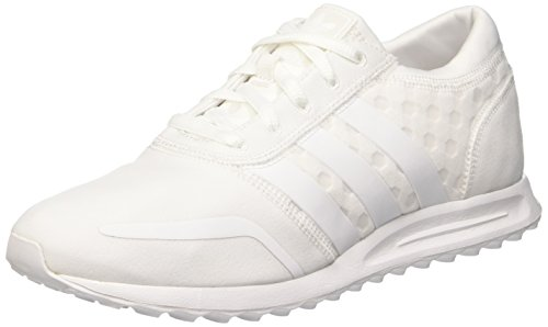 adidas Los Angeles W, Scarpe da Ginnastica Donna, Bianco (Ftwwht/Crywht/Ftwwht), 36 2/3 EU