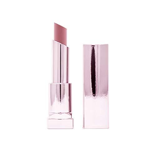 Maybelline New York Color Sensational Shine Compulsion Lippenstift Nr. 75 Undressed Pink, 4 ml