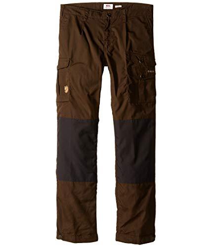 Fjallraven 80592 Kids Vidda Trousers Pants Unisex-Child Dark Olive 116