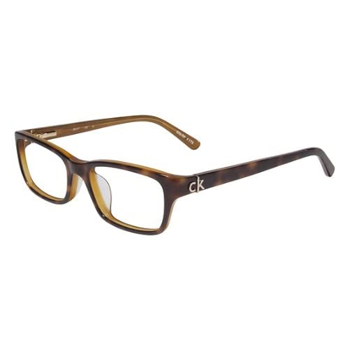 18009fcbe2 Calvin Klein CK5691 219 Havana Amber Eyeglasses 50 mm