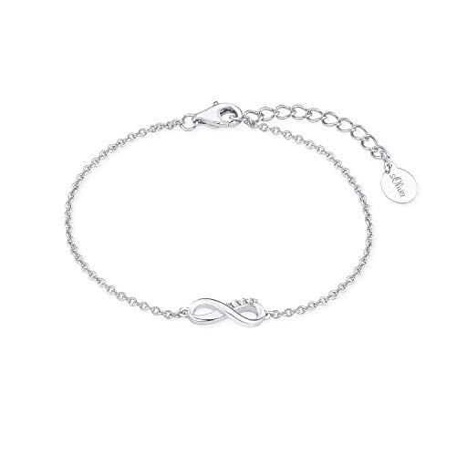 s.Oliver Damen Armband So Pure (16+3 cm) So Pure mit