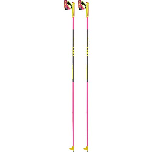 LEKI Damen PRC 700 Langlaufstöcke, pink, 165cm