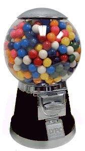Big Bubble Gumball Machine (BLACK)