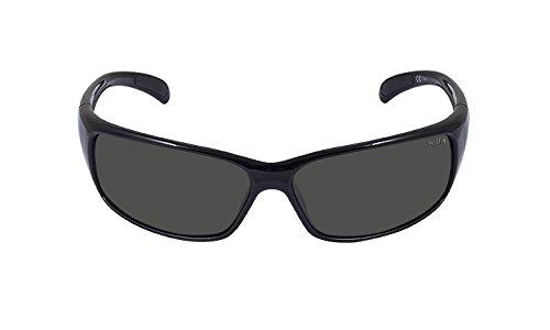 Bolle Sport Recoil Sunglasses (Shiny Black/Polarized TNS)