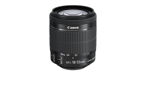 キヤノン レンズ EF-S18-55MM EF-S18-55ISS 1コ