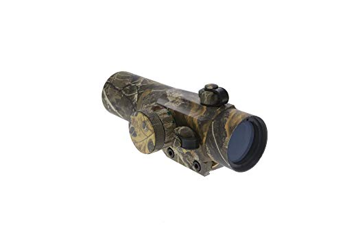 TRUGLO Red Dot Dual-Color Sight 30mm Gobble-Dot APG