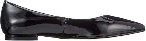Buffalo Damen AMIREH Geschlossene Ballerinas, Schwarz (Black 000), 38 EU