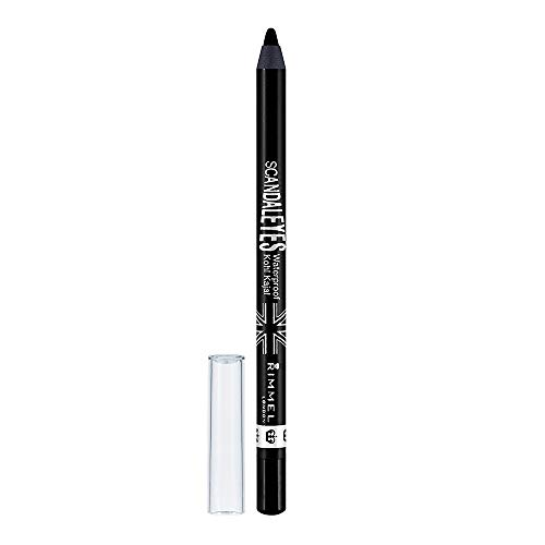 Rimmel London Scandaleyes Waterproof Khol Kajal Liners Tono 1 - 1.3 gr