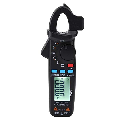 Pinza amperimétrica de CC ACM91 Probador de corriente...