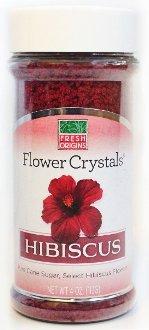 Flower Crystals Hibiscus