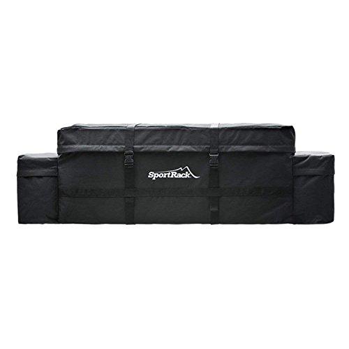 SportRack SR8120 Hitch Basket Bag, Black