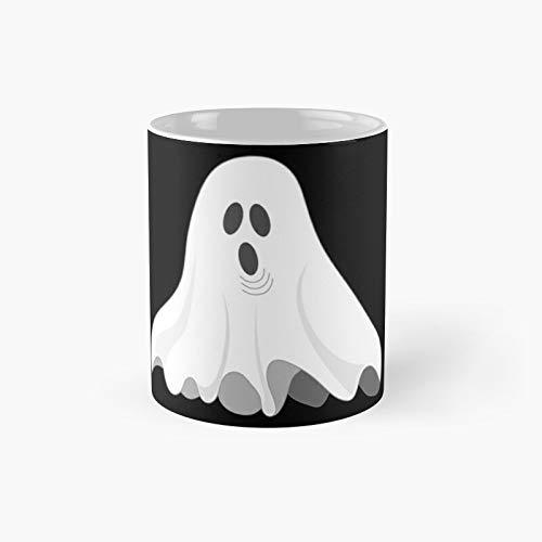 Ghost Classic Mug Best Gift Funny Coffee Mugs 11 Oz