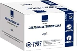 "Abena Retention Tape, NS, Nonwoven, Latex-Free, 2""x 10 Yds, 1 Count"