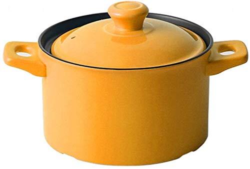 HLD Open Vuur Hoge Temperatuur Braadpan Stoofpot Huishoudelijke Grote Keramische Gezondheid Pot Soep Pot Pap Steen Pot Kleine Braadpan Clay Pot Rijst Melk pan