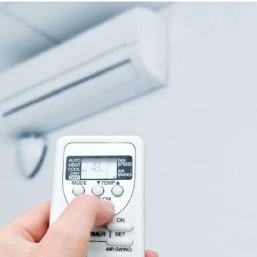 Mando Aire Acondicionado ORBEGOZO + Pilas - Mando a Distancia Compatible con Aire Acondicionado Orbegozo. Entrega en 24-48 Horas. ORBEGOZO Aire