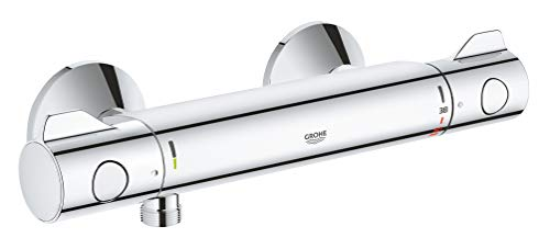Grohe 800 34562000 Grifo termostático monomando para baño y ducha