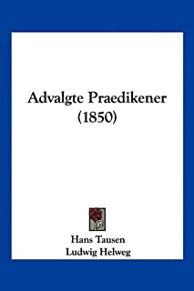 Advalgte Praedikener (1850)