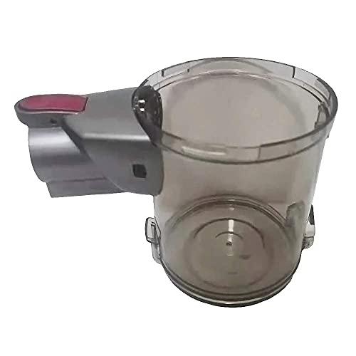 ZYOONG Limpieza del hogar H008P ro T6 C17 D008P ro V008P ro F6 F7 M6, etc. Colector de polvo apto para piezas de aspirador inalámbrico Dibea (color: Dibea C17) (color: Dibea C17)