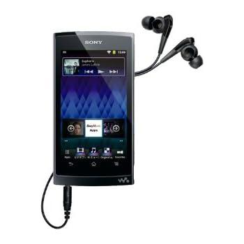SONY ウォークマン Zシリーズ 16GB ブラック NW-Z1050/B