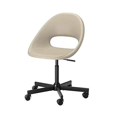 N / C Silla De Oficina Giratoria Escritorio para Ordenador, Estructura Estable, Una Mejor Protección La Columna Personas Sedentarias - Capacidad Carga 110kg