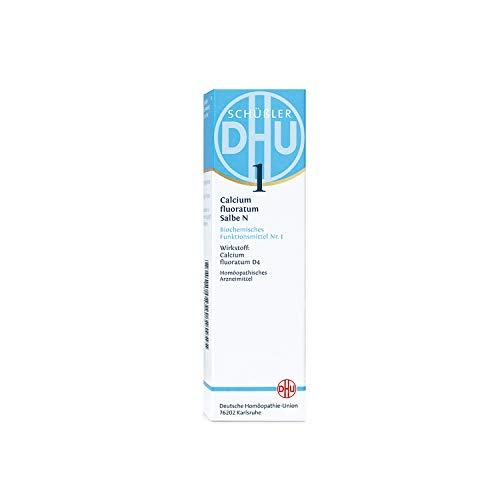 DHU Schüßler 1 Calcium fluoratum Salbe N D 4, 50 g Salbe