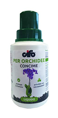 Cifo Concime liquido per Orchidee 200 ml