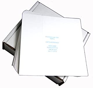 Pinwheel Postage Meter Tapes~Made in USA~ USPS Approved~Compatible with Pitney Bowes, Hasler, Neopost and Francotyp Postalia. 600 Tapes in Strong, Easy-feed Box.