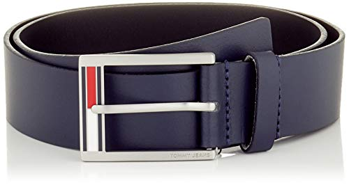 Tommy Hilfiger Herren Tjm Enamel Flag Inlay 4.0 Winter-Zubehör-Set, Twilight Navy, 85