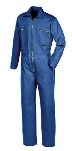 teXXor Overall Basic, Arbeitsoverall Anzug kornblau 48, 8042