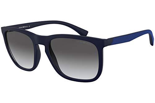 Gafas de sol Emporio Armani EA 4132 F 575411 AZUL MATE