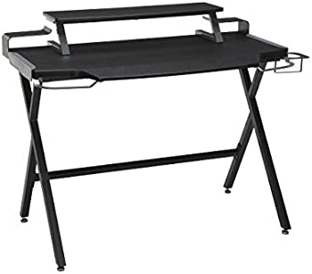 RESPAWN RSP-1000-GRY 1000 Gaming Computer Desk