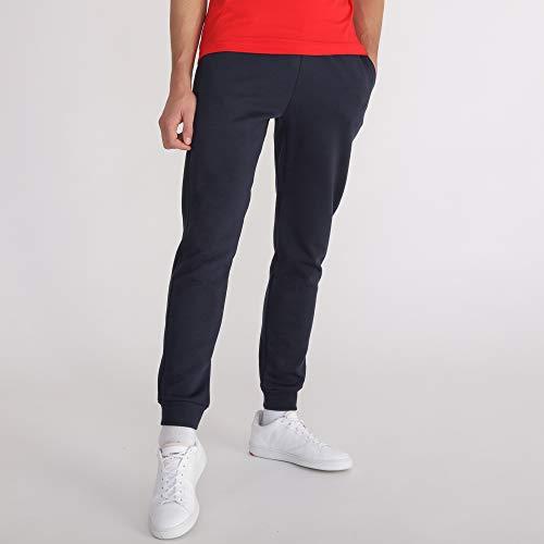 Le Coq Sportif ESS Pant Regular Uni M Pant, Man, Mens, Trouser, 1921564_L, Sky Captain, L