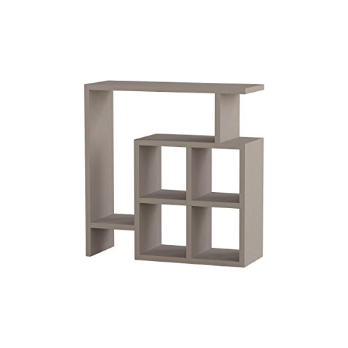 60 x 22 x 57cm Many Colour Options White Hocuspicus Side Coffee Table with Magazine Rack for Living Room and Office Side//End Table