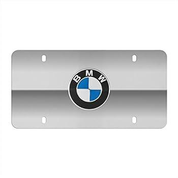 BMW 82-12-1-470-314 Number Plate Frame Roundel