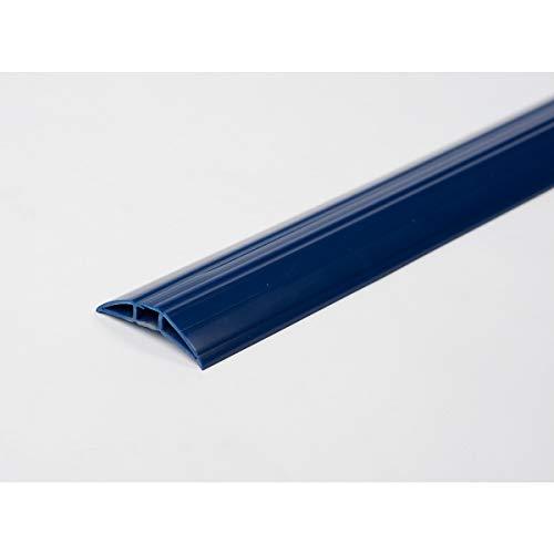 Kabelbrücke aus Kunststoff, Toploader blau, Länge 3 m
