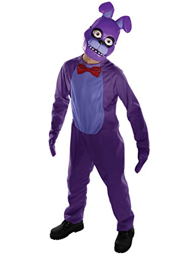 Rubie's offizielles Bonnie-Kostüm, Five Nights at Freddy's für Kinder–Größe L