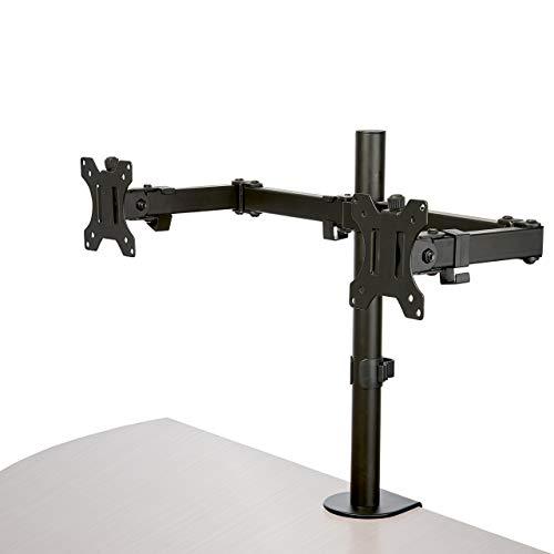 StarTech.com Brazo de Soporte para Dos Monitores - Articulado - para Pantallas VESA de hasta 32IN - de Acero (ARMDUAL2)