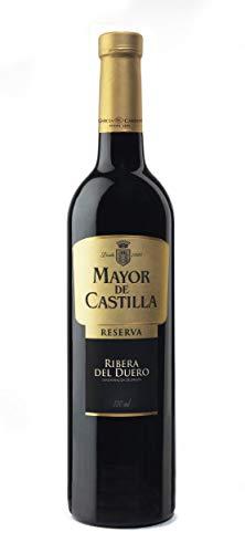 Mayor de Castilla Reserva – Vino Tinto D.O. Ribera del Duero – 1 Botella x 750 ml