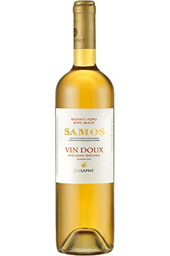 UWC Samos Vin Doux Muscat Griechischer Likörwein süß 0,75 L