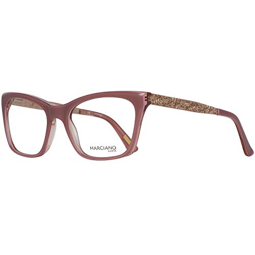 Guess GM0267 53072 Guess By Marciano Brille GM0267 072 53 Cateye Brillengestelle 53, Rosa
