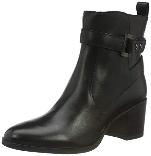 GEOX D NEW ASHEEL F BLACK Women's Boots Classic size 35(EU)