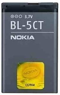 ORIGINAL NOKIA BATTERY NOKIA BL-5CT Li-Ion 1050mAh FOR NOKIA C6-01