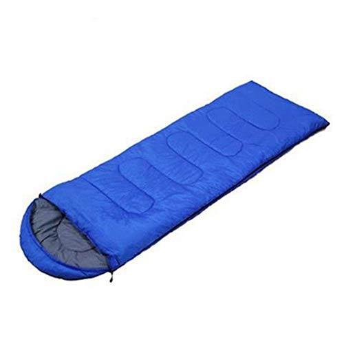 ZFFSC R Campingslaapzak, voor volwassenen, thermo-slaapzak, voor reizen, slapen, slapen, kamperen, materiaal