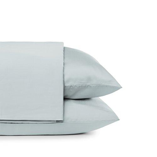 Pure Fiber Viscose Derived from Bamboo Sheet Set//California King//SeaFoam