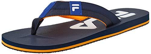 FILA Rocktail men Sandalia Hombre, azul (Fila Navy), 46 EU
