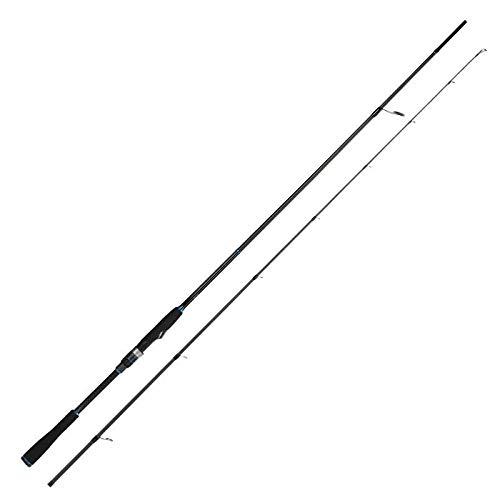 Hayandy Angel Inshore Spinning Rod Carbon-Fuji-Führer Long Shot Salzwasser Brandungs Seabass Rod-DETECTIVE-S1103M (Color : DETECTIVE-S802M)