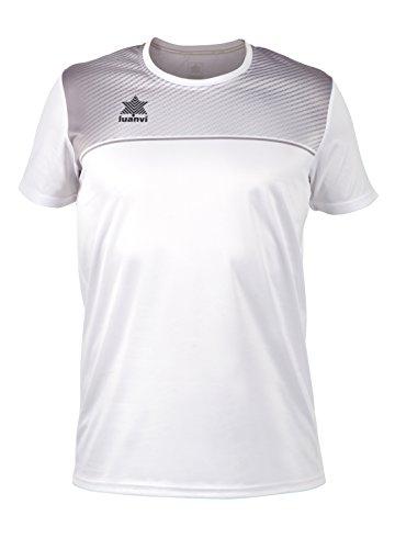 Luanvi Apolo Camiseta, Hombre, Blanco, M