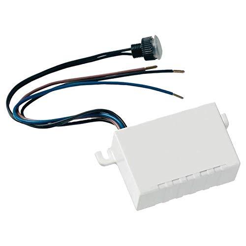 GEV inbouwschemerschakelaar AURORA Mini LCI 16903, 230 V, wit