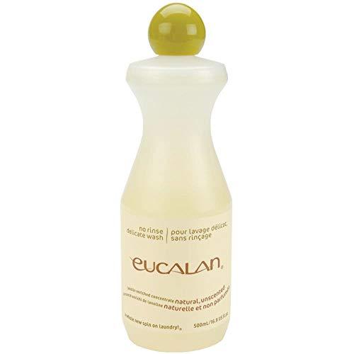 Eucalan 666884500625 verzorgend fijnwasmiddel, geurloos, 500 ml voor handwas