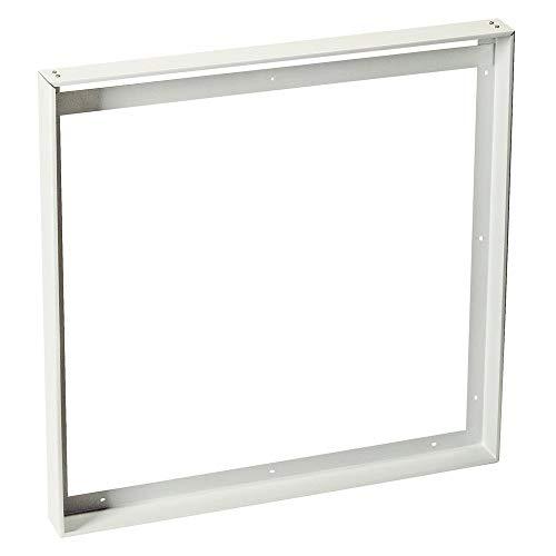 SLV Aufbaurahmen für LED Panel 60x60cm, weiß 158762